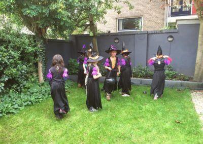 Heksen-kleding