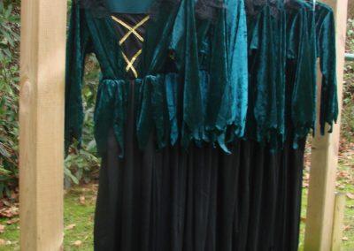 heksen-jurken