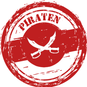 piraten stamp