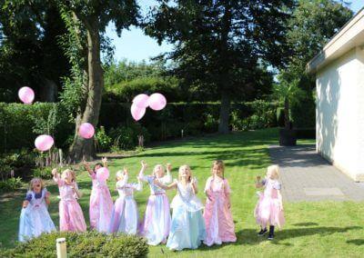 prinsessenfeestje-groepsfoto