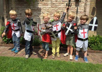 ridderkleding-groep-2