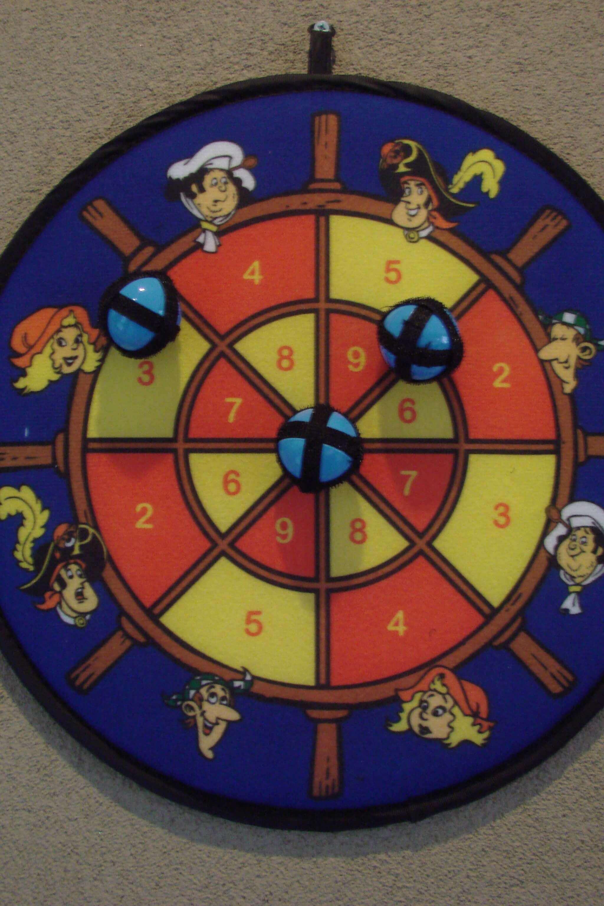 Hedendaags Vier een piratenkinderfeestje gewoon thuis | Verzorgd door Ziezow CD-54